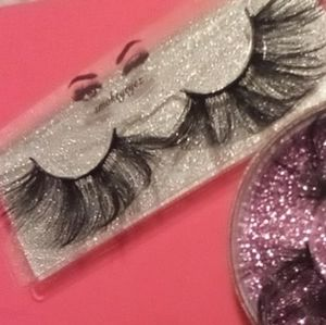 22mm Mink Dramatic Lashes